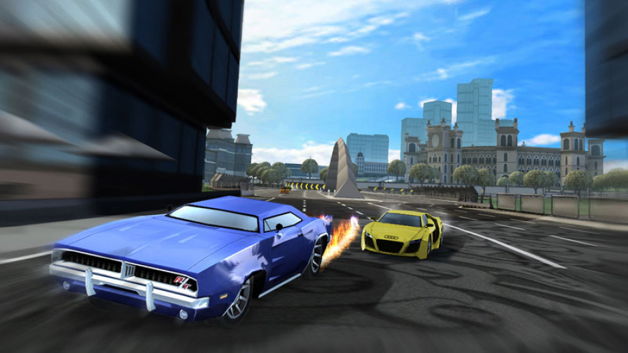 Need For Speed: NITRO Review - Screenshot 5 of 5