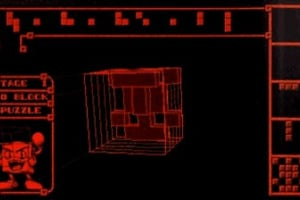 3D Tetris Screenshot