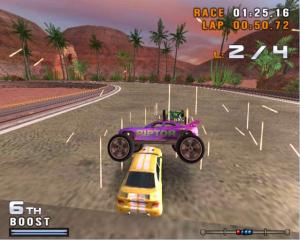 Stunt Cars Review - Screenshot 2 of 4