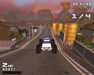 Stunt Cars Review - Screenshot 1 of 4