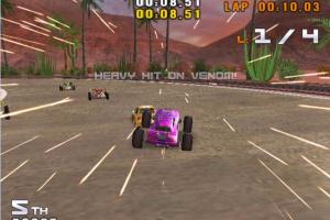 Stunt Cars Screenshot