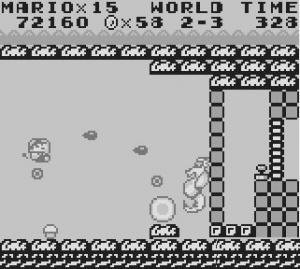 Super Mario Land Review - Screenshot 3 of 3