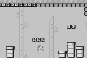 Super Mario Land Screenshot