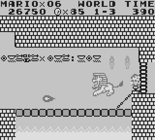 Super Mario Land Screenshot