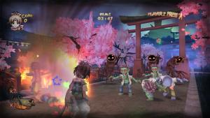 Zombie Panic in Wonderland Review - Screenshot 1 of 4
