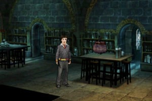 Harry Potter and the Half-Blood Prince Screenshot