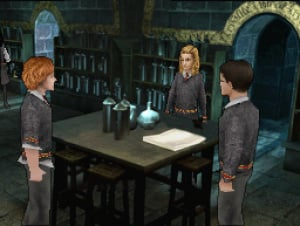 Harry Potter and the Half-Blood Prince Review - Screenshot 1 of 4