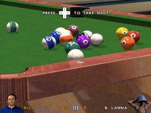 Arcade Sports Review - Screenshot 1 of 4
