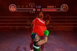 Doc Louis' Punch-Out!! Screenshot