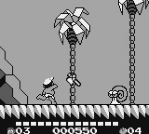 Adventure Island II: Aliens in Paradise Review - Screenshot 1 of 4