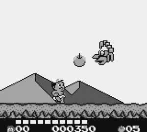 Adventure Island II: Aliens in Paradise Review - Screenshot 4 of 4
