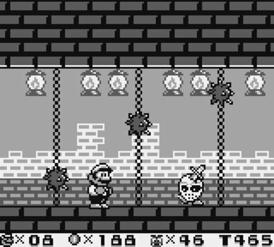 Super Mario Land 2: 6 Golden Coins Screenshot