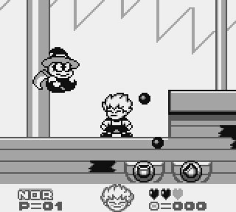 Kid Dracula Screenshot