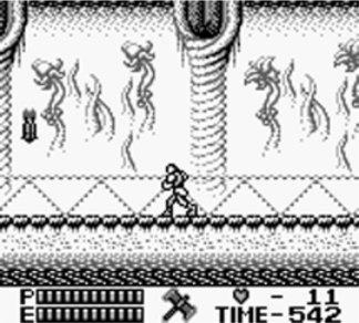 Castlevania II: Belmont's Revenge Screenshot
