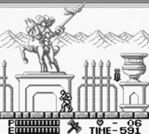 Castlevania II: Belmont's Revenge Review - Screenshot 1 of 4