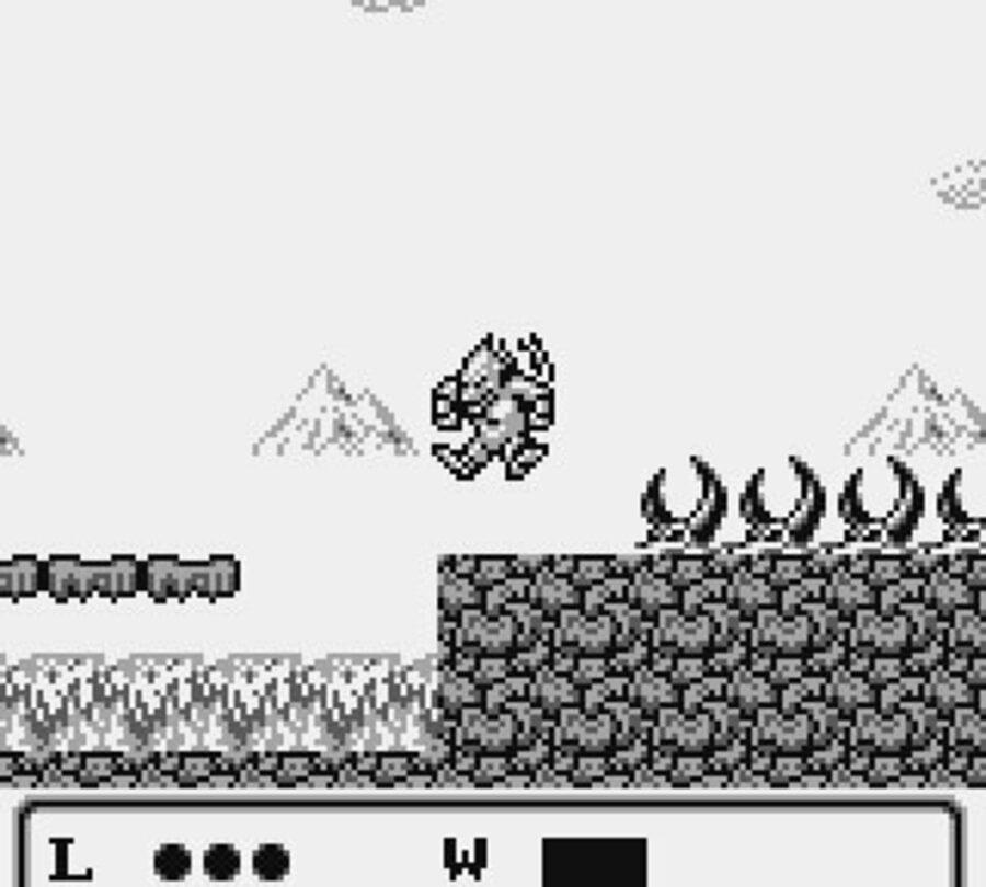 Gargoyle's Quest Screenshot