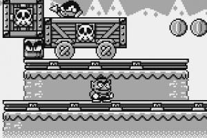 Wario Land: Super Mario Land 3 Screenshot