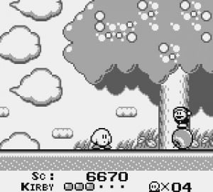 Kirby's Dream Land Review - Screenshot 3 of 3