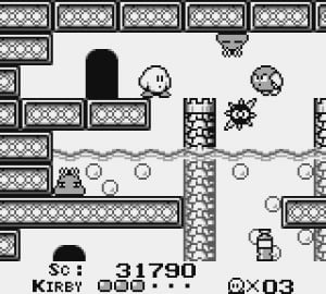 Kirby's Dream Land Review - Screenshot 2 of 3