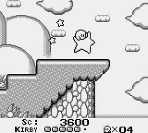 Kirby's Dream Land Review - Screenshot 1 of 3