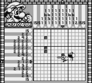 Mario's Picross Review - Screenshot 4 of 5
