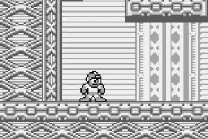 Mega Man: Dr. Wily's Revenge Screenshot
