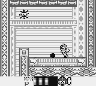 Mega Man: Dr. Wily's Revenge Screenshot