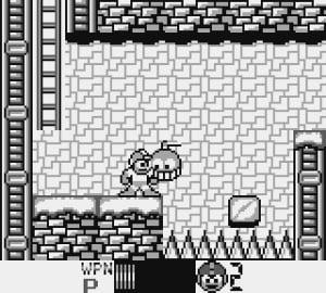 Mega Man: Dr. Wily's Revenge Review - Screenshot 1 of 3