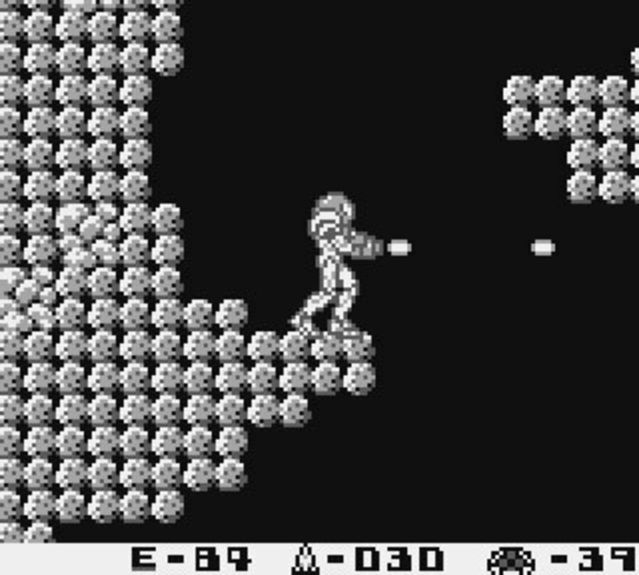 Metroid II: Return of Samus Screenshot