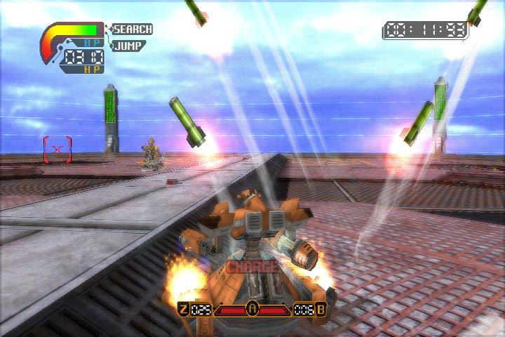 OVERTURN Screenshot