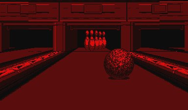 Virtual Bowling Screenshot