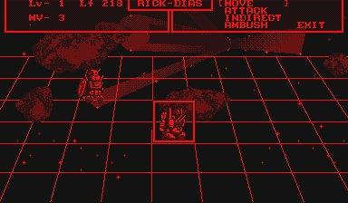 SD Gundam Dimension War Screenshot