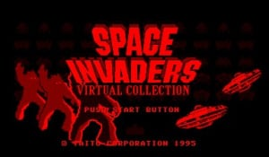 Space Invaders: Virtual Collection Review - Screenshot 1 of 3