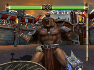 Rage of the Gladiator Review - Screenshot 1 of 4