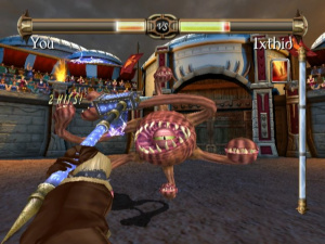 Rage of the Gladiator Review - Screenshot 4 of 5