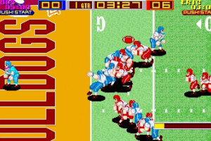 Tecmo Bowl Screenshot