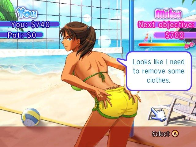Erotic Lesbian Games 2