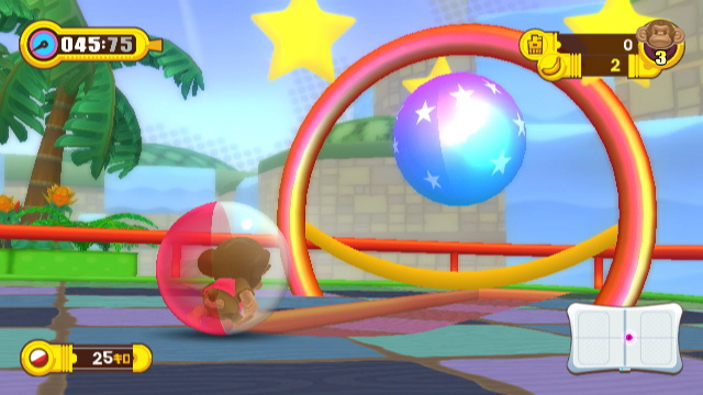 Super Monkey Ball Step & Roll Screenshot