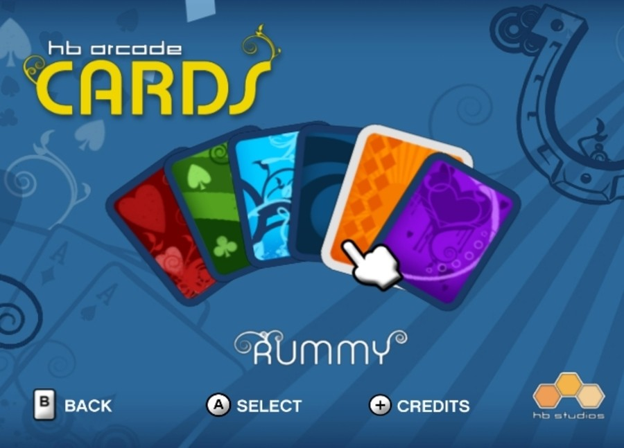 HB Arcade Cards Screenshot