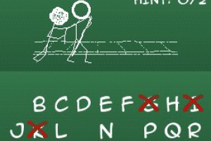 Extreme Hangman Screenshot
