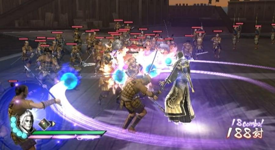 Samurai Warriors 3 Review - Screenshot 1 of 7