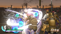 Samurai Warriors 3 Screenshot