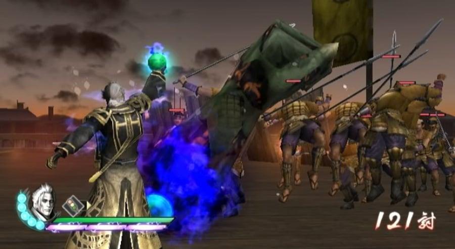 Samurai Warriors 3 Review - Screenshot 5 of 7