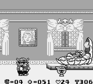 Wario Land: Super Mario Land 3 Screenshot
