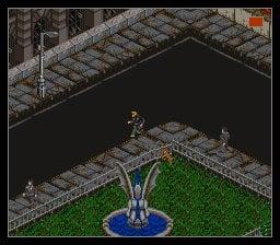 Shadowrun Screenshot