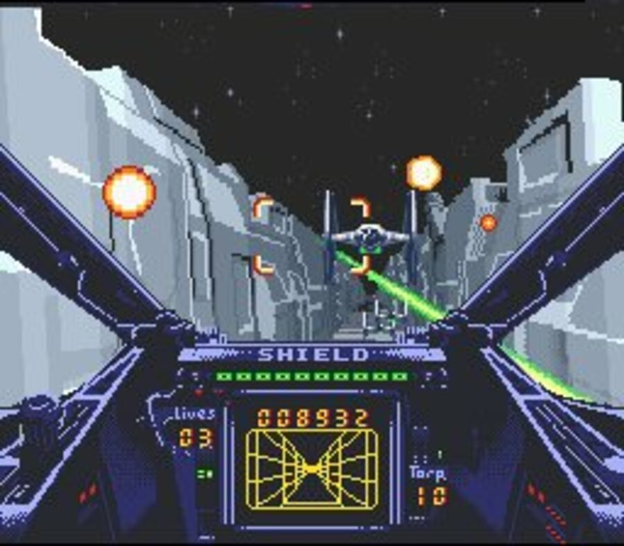 Super Star Wars Screenshot
