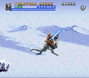 Super Empire Strikes Back Review - Screenshot 1 of 5