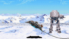 Super Empire Strikes Back Screenshot