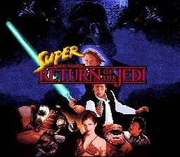 Super Return of the Jedi Screenshot