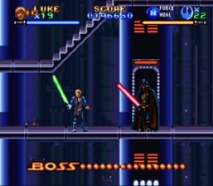Super Return of the Jedi Review - Screenshot 1 of 5